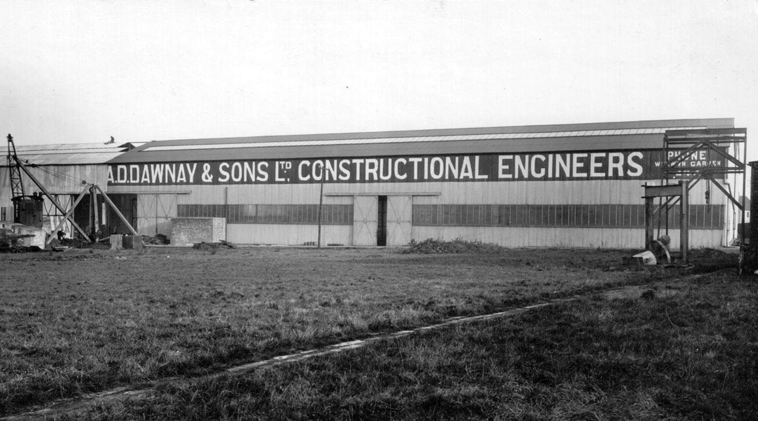 A.D.Dawnay & Sons Ltd factory