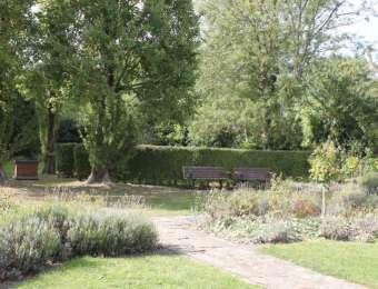 4 - Dick Reiss Memorial Garden (North)